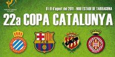 Apuestas de Fútbol – Copa Cataluña- Barcelona vs Girona