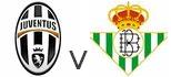 Apuestas de Fútbol – Amistosos- Juventus vs Betis