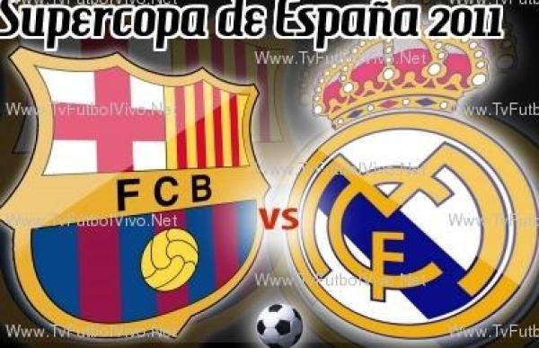 Apuestas de Fútbol – Supercopa – Barcelona vs Real Madrid