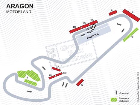 Apuestas MotoGP: Aragon GP.