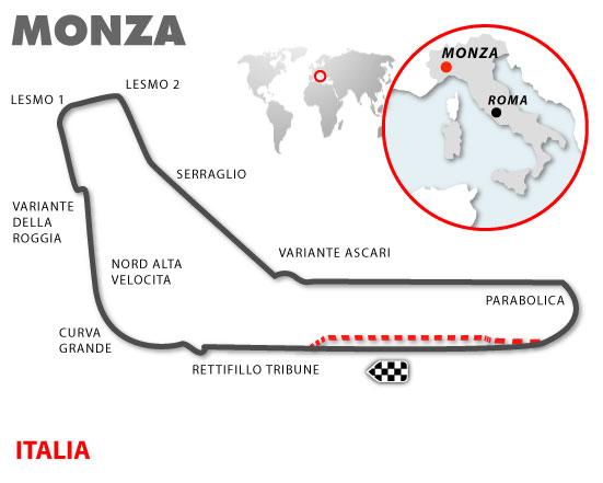 Fórmula 1 Gran Premio Santander D'ITALIA 2011 (Qualy 4 picks)