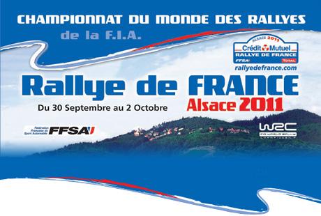 Apuestas WRC: Rallye de France - Alsace 2011 (29 Septiembre - 2 Octubre) 3 picks.