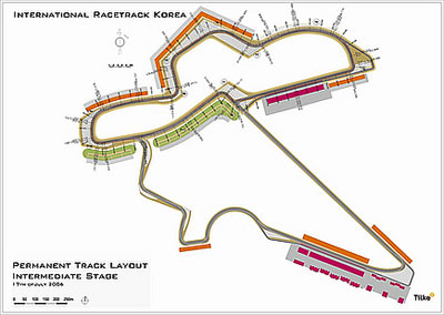 Apuestas FORMULA 1 Korean GRAND PRIX (Carrera)