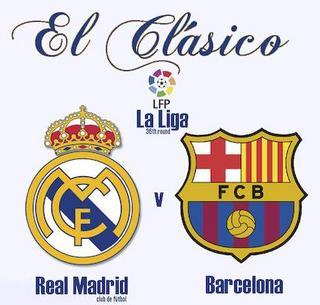 Liga BBVA – R.Madrid – Barcelona